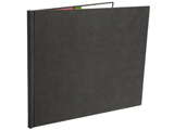 Classic 12x12 Photo Book -  black-seude-photo-book-12-12 - $53.99 -