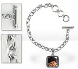 Charm Bracelet -  bracelet-bronze-8-in - $36.99 -