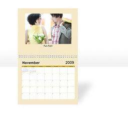12 Month Wall Calendar�