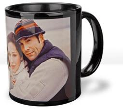 Black Mug - 11oz