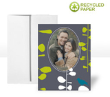 Recycled Cards (set of 25) -  eco-cards-4x5 - $28.99 - designer themes available