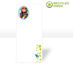 Eco Magnetic Notepad�
