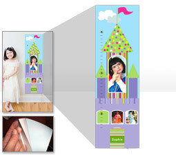 Growth Chart Wall Cling