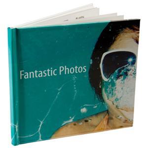 8x8 Image Wrap Photo Book
