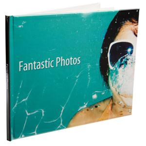 8.5x11 Image Wrap Photo Book