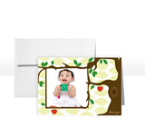 Note Cards (set of 12) -  note-cards-12-pk - $15.99 - designer themes available