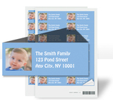 Return Address Labels -  return-labels - $5.99 - designer themes available