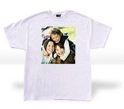 Unisex White T-Shirt�