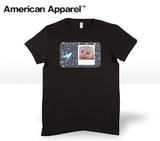Ladies Black Trendy T-shirt -  women-fashion-tee-small - $25.99 - sizes S-XL, designer themes